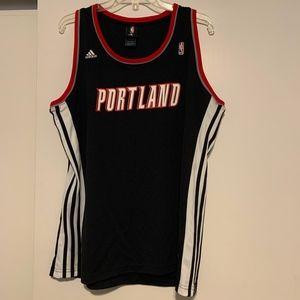 Women's Adidas Portland Trail Blazers Jersey 2XL